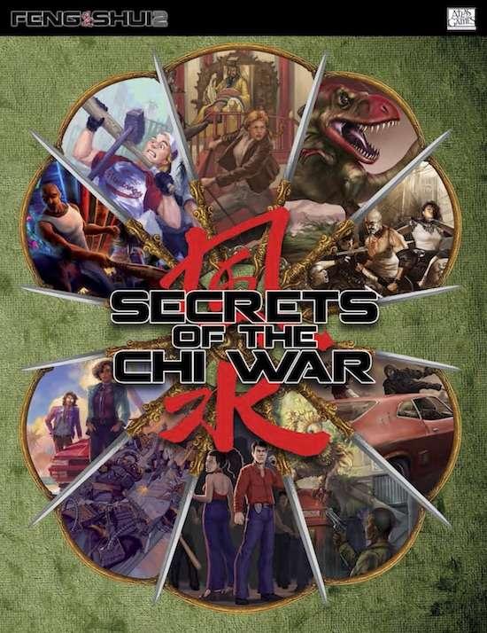 Feng Shui 2: Secrets of the Chi War
