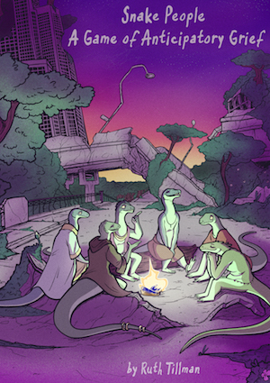 Snake People: A Game of Anticipatory Grief